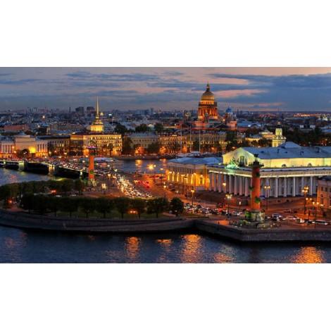 Εκδρομή Μόσχα - Αγία Πετρούπολη - Λευκές Νύχτες