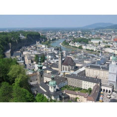 Ταξίδι Βιέννη - Σάλτσμπουρκ - Βελιγράδι με πούλμαν