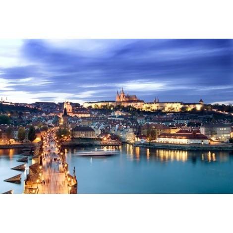 Αεροπορικώς Πράγα-Βιέννη-Βουδαπέστη-Βελιγράδι