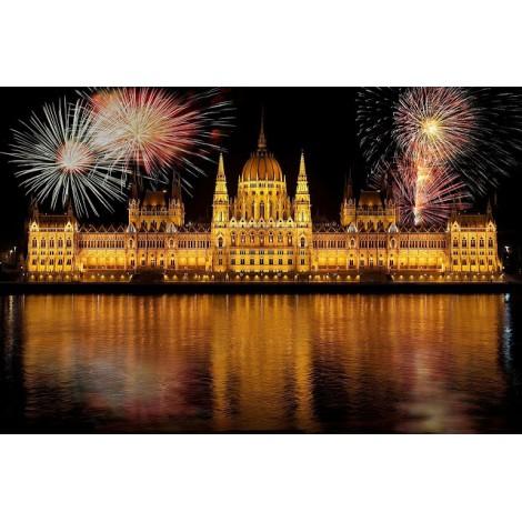 Χριστούγεννα στην Βουδαπέστη