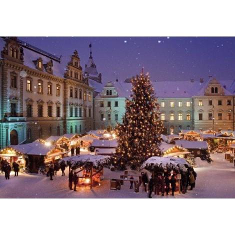 Χριστούγεννα στην Βιέννη