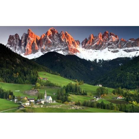 Εκδρομή στους Δολομίτες - Ιταλικές Άλπεις