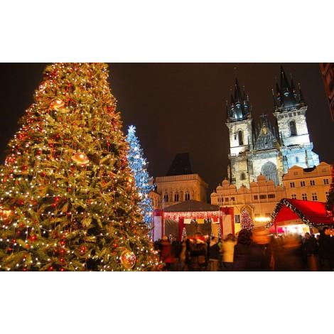 Προσφορά Χριστούγεννα στην Πράγα