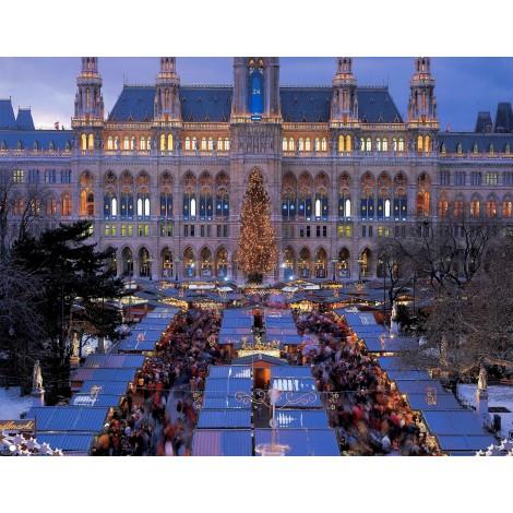Προσφορά Χριστούγεννα στην Βιέννη - Σάλτσμπουρκ - Μπρατισλάβα