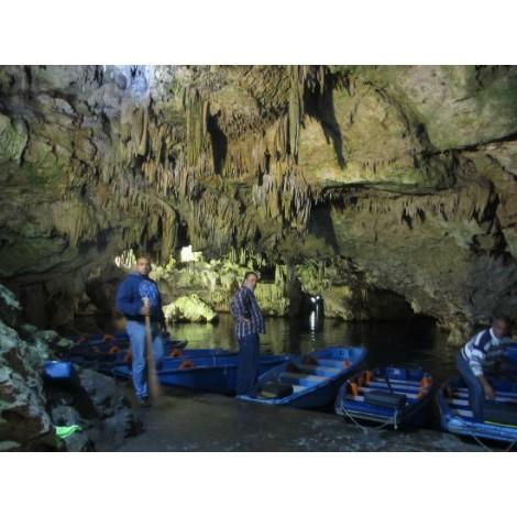 Εκδρομή Μονεμβασιά-Μάνη-Μυστρά-Σπήλαια Δυρού