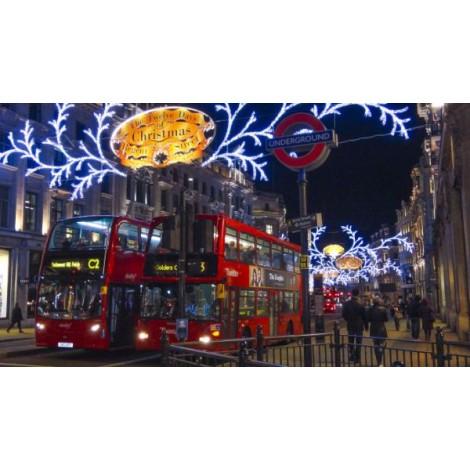 Χριστούγεννα στο Λονδίνο