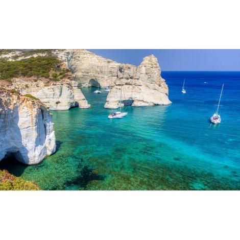 Κρουαζιέρα σε 3 Ελληνικά Νησιά & την Τουρκία