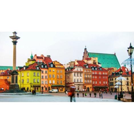 Αεροπορική Εκδρομή Βαρσοβία - Κρακοβία