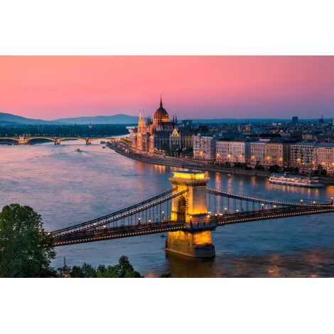 Εκδρομή Βουδαπέστη - Μπρατισλάβα - Βιέννη