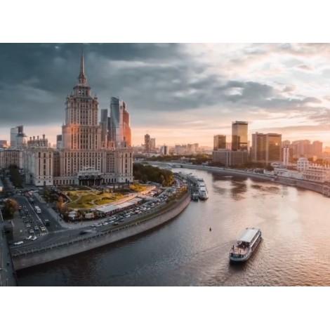 Εκδρομή Μόσχα - Αγία Πετρούπολη