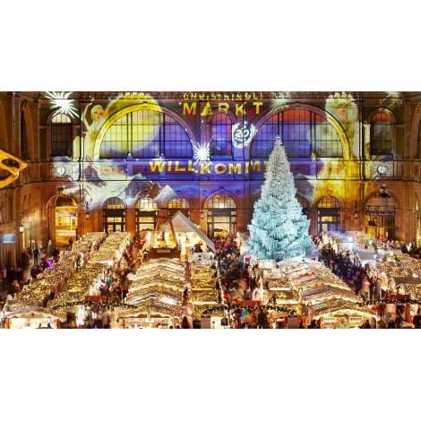 Εκδρομή Χριστουγγέννων Πανόραμα Ελβετίας