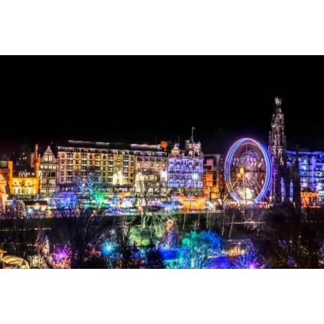 Χριστούγεννα στο Εδιμβούργο
