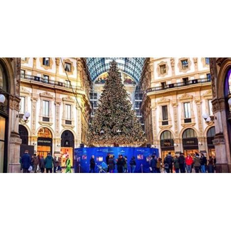 Χριστούγεννα Μιλάνο - Β. Ιταλία