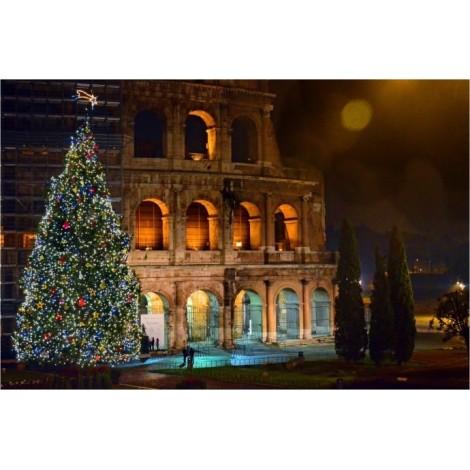 Χριστούγεννα Ρώμη από Θεσσαλονίκη