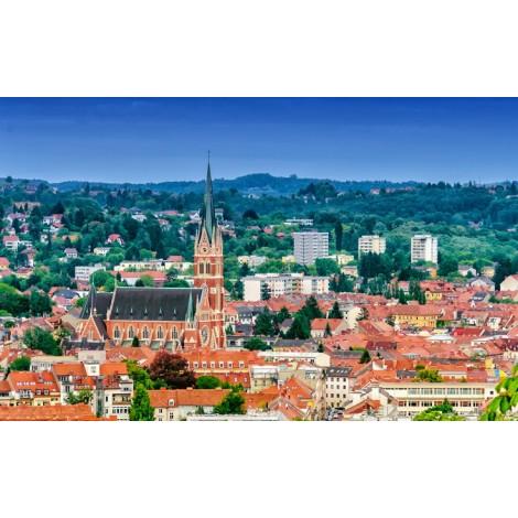 Εκδρομή Βιέννη - Βουδαπέστη - Γράτς