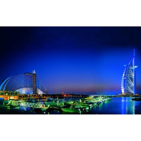 Ταξίδια στο Dubai Φώτα