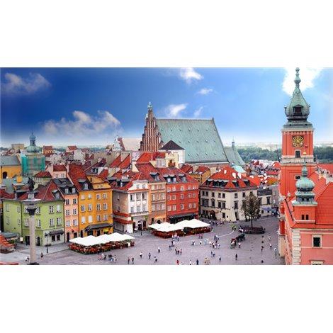 Εκδρομή στη Βαρσοβία