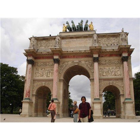 Εκδρομή Ηράκλειο Παρίσι Βερσαλλίες Λούβρο Disneyland