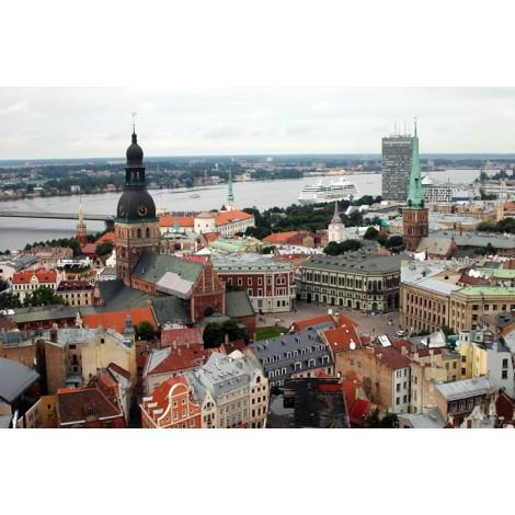 Ταξείδια στην Ρίγα Λετονίας