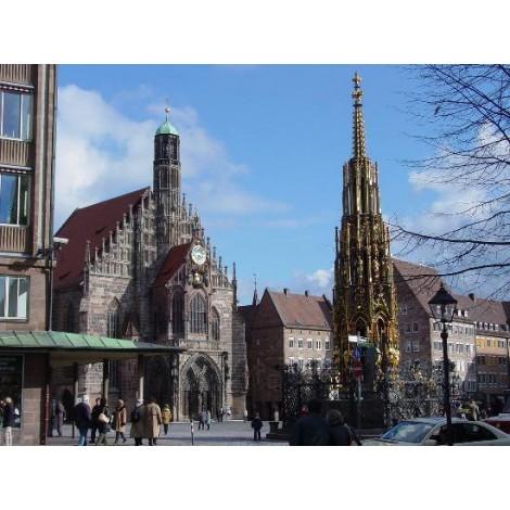 Χριστούγεννα Μόναχο-Κάστρα Βαυαρίας-Νυρεμβέργη