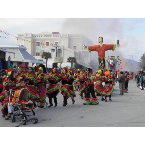 Εκδρομή στην Κεφαλονιά - Ληξουριώτικο Καρναβάλι