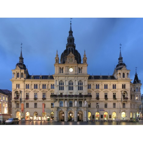 Ταξίδια Βουδαπέστη - Βιέννη
