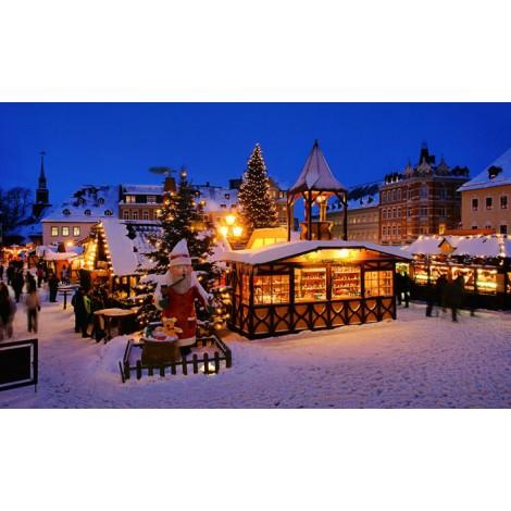 Χριστούγεννα Βιέννη - Βουδαπέστη