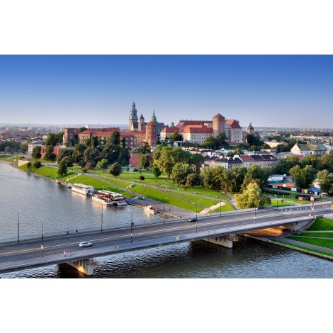 Εκδρομή Βουδαπέστη - Κρακοβία