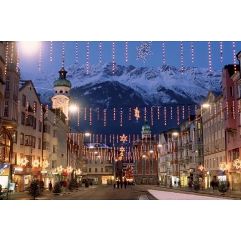 Χριστούγεννα Αυστρία - Πολωνία - Τσεχία