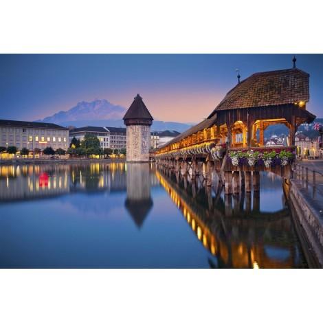Γιορτές Πανόραμα Ελβετίας - St. Moritz