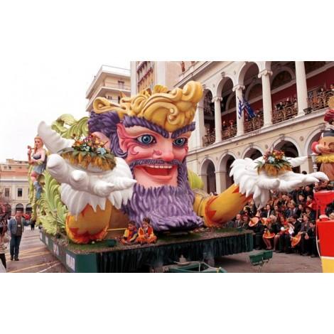 Εκδρομή στο Πατρινό Καρναβάλι