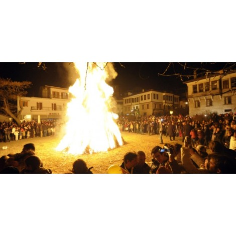 Καρναβαλικές Εκδηλώσεις στην Καστοριά